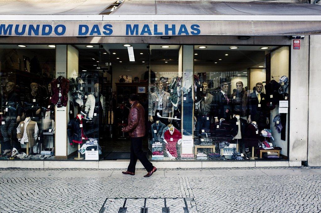Mundo das Malhas, Lisbon