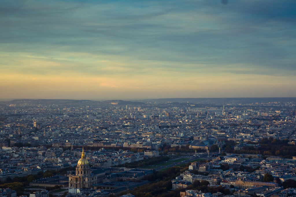 The Paris Year