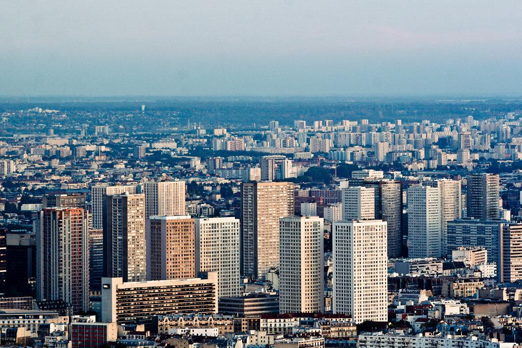 Paris - La ville