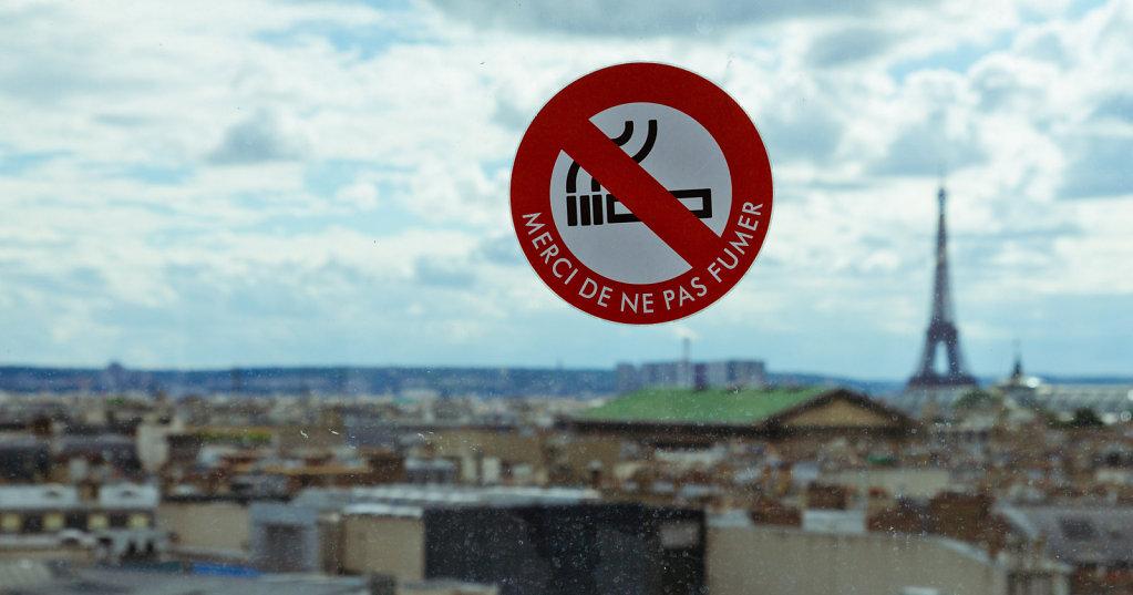 Merci de ne pas fumer