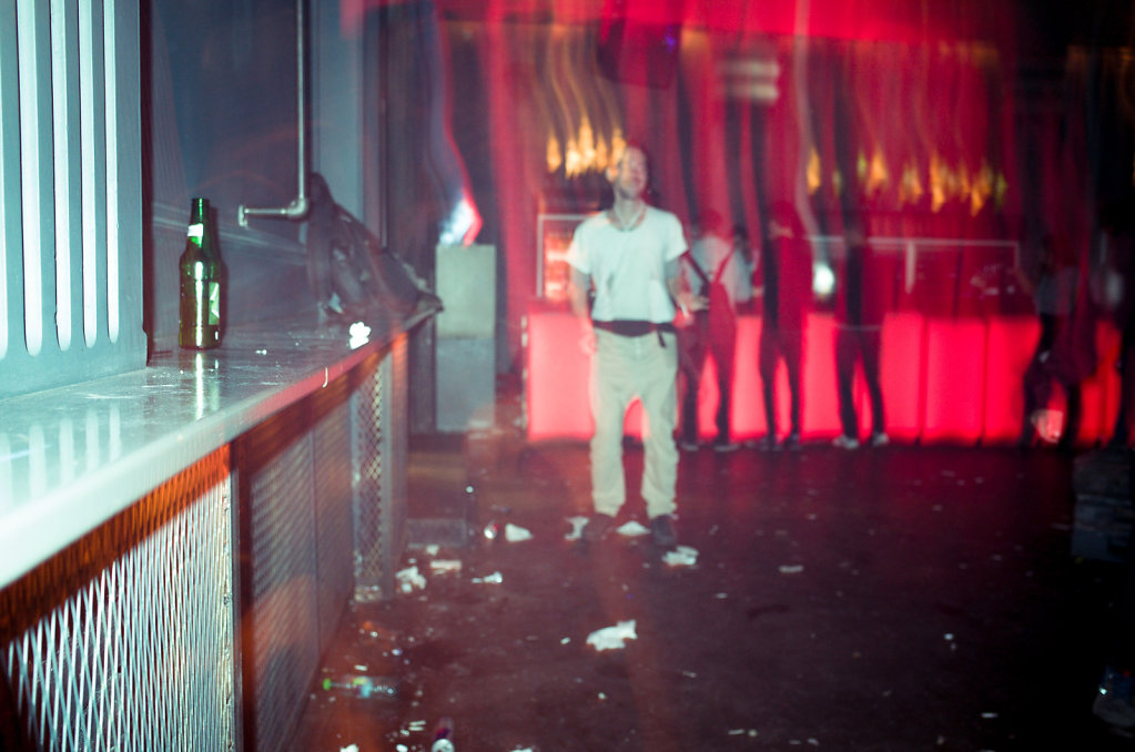 Club Control, II
