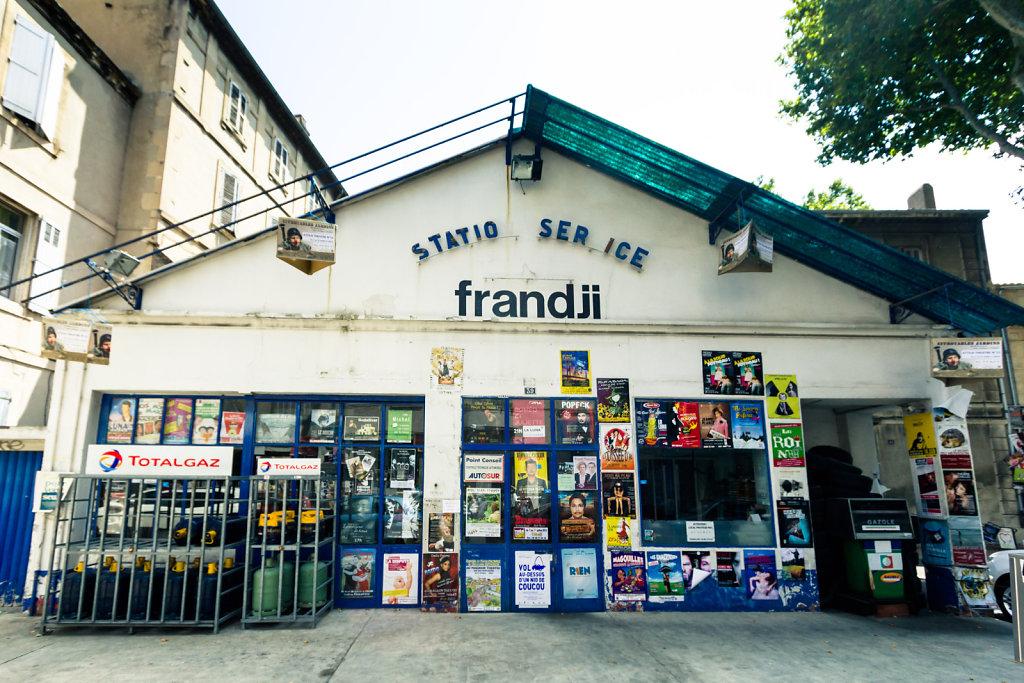 Frandji, Avignon