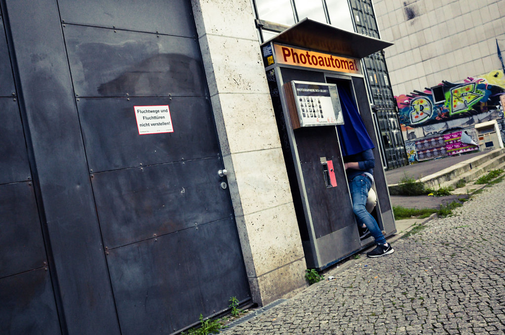 Photoautomat, Berlin