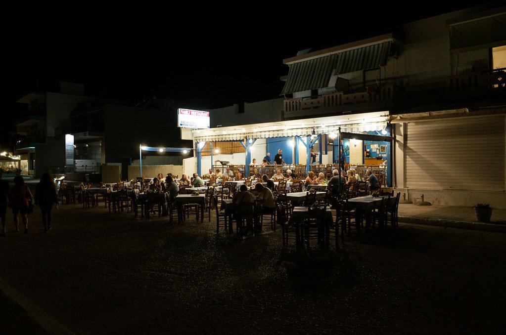 Taverna, Paleochora, Crete
