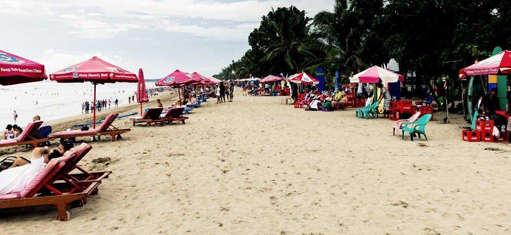 Kuta beach, II