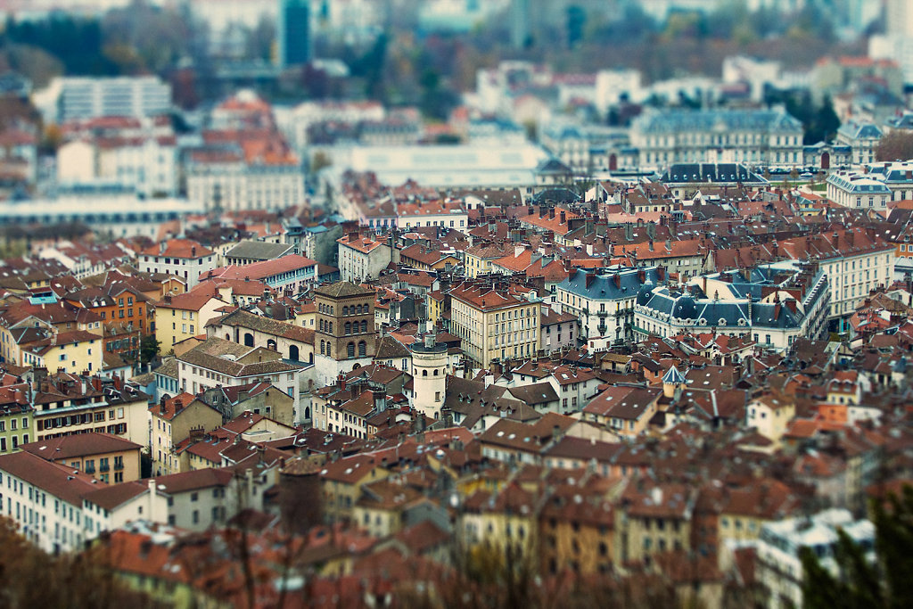Grenoble miniatures