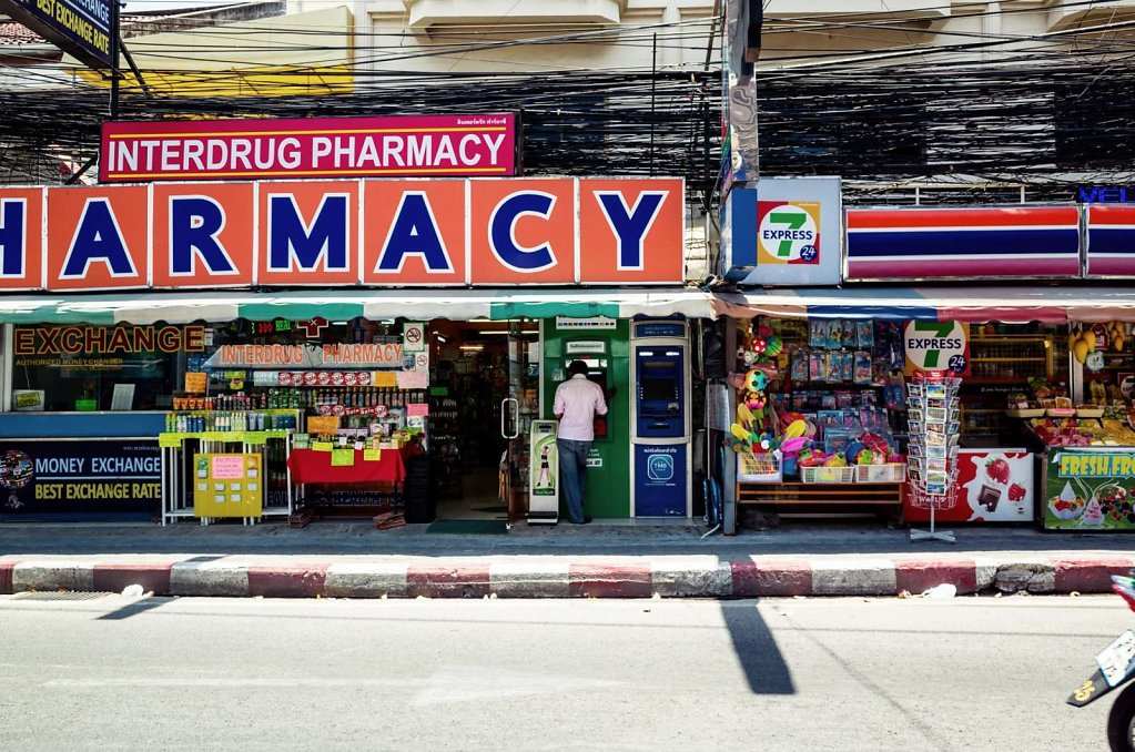 Pharmacy, Koh Samui