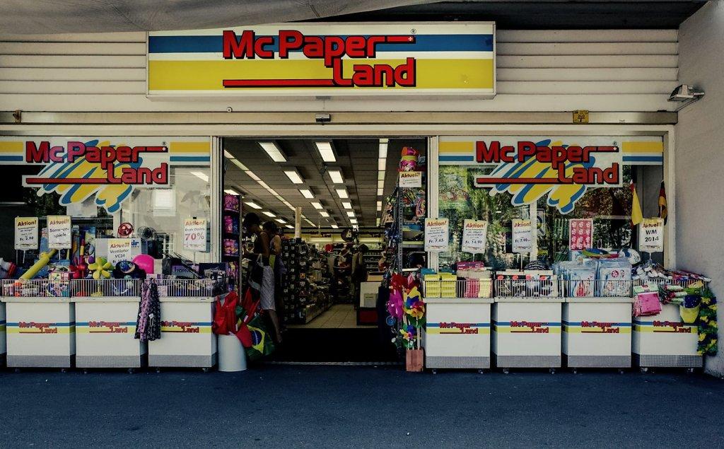 McPaper Land