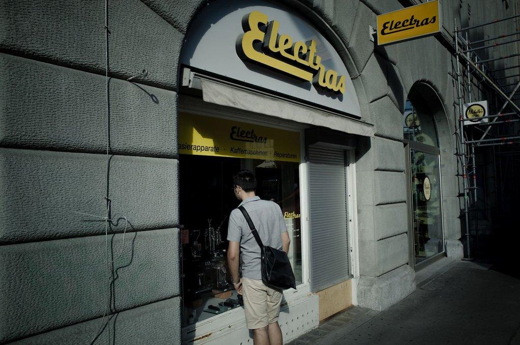 Electras, Zurich