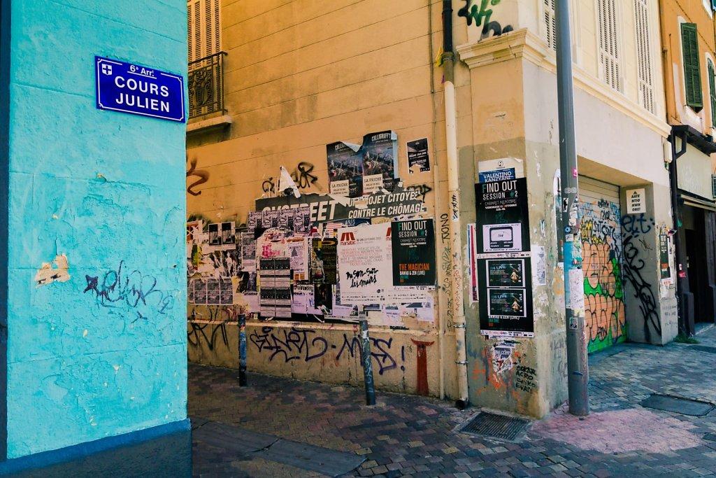 Cours Julien, Marseille