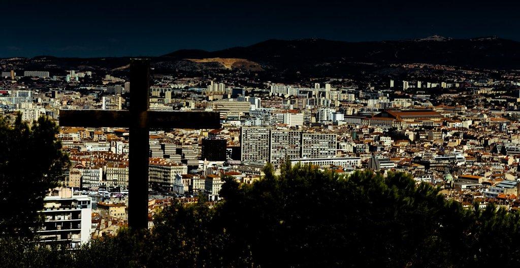 Across Marseille