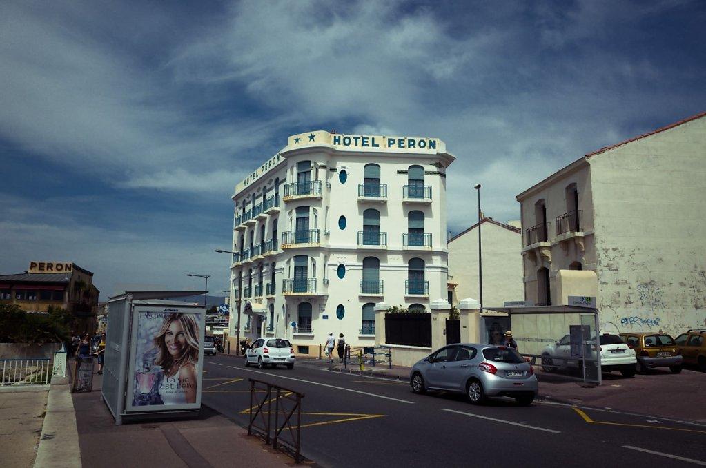 Hotel Peron, Marseille