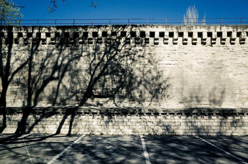 Rempart, Avignon
