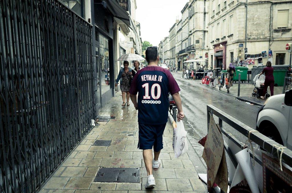 Neymar, Avignon, 2018
