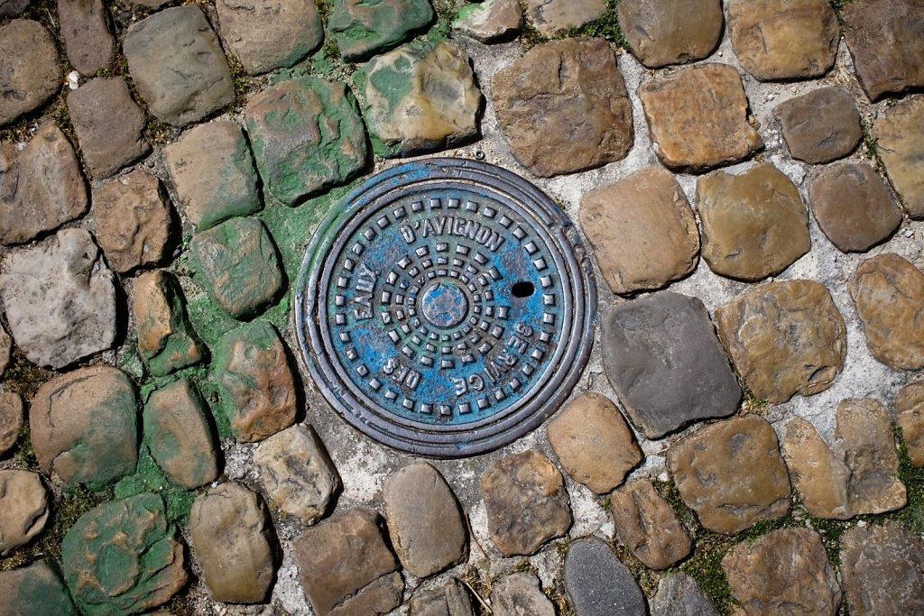 Service des eaux d'Avignon