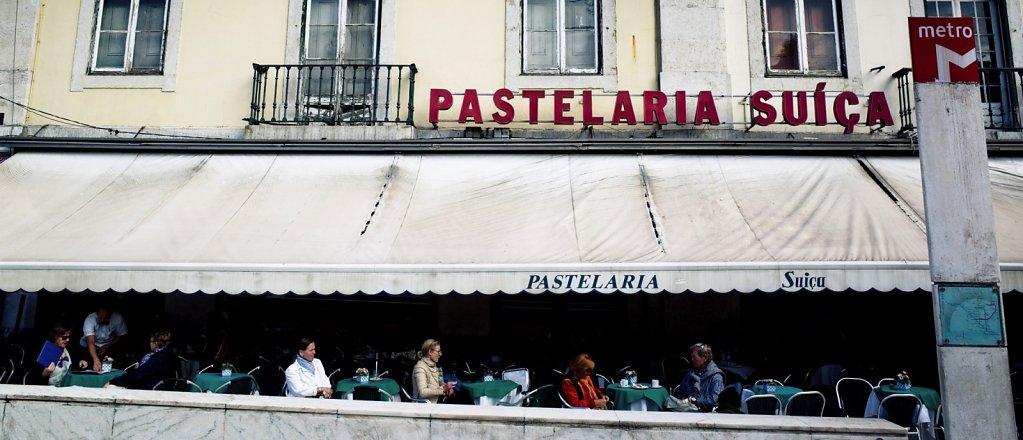 Pastelaria Suica, Lisbon