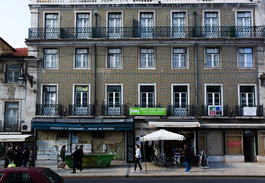 Baixa Guest House, Lisbon