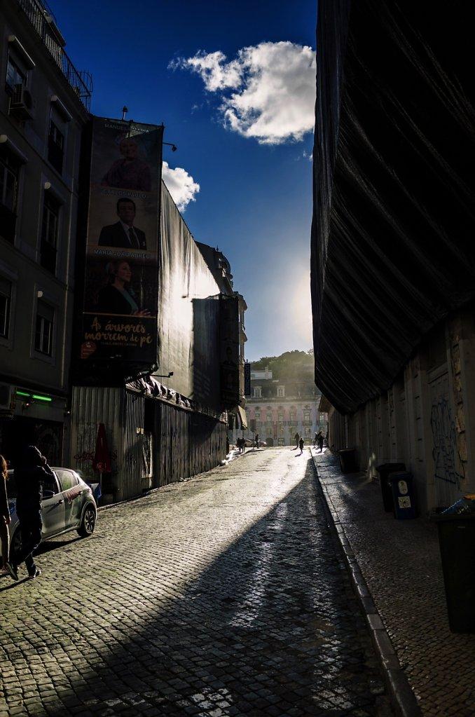 Sunshine, Lisbon