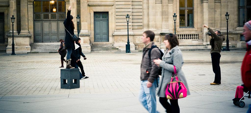 Tourist indications, Paris