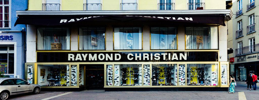 Raymon Christian