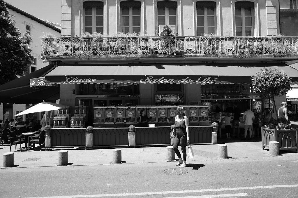 Salon de The, Avignon