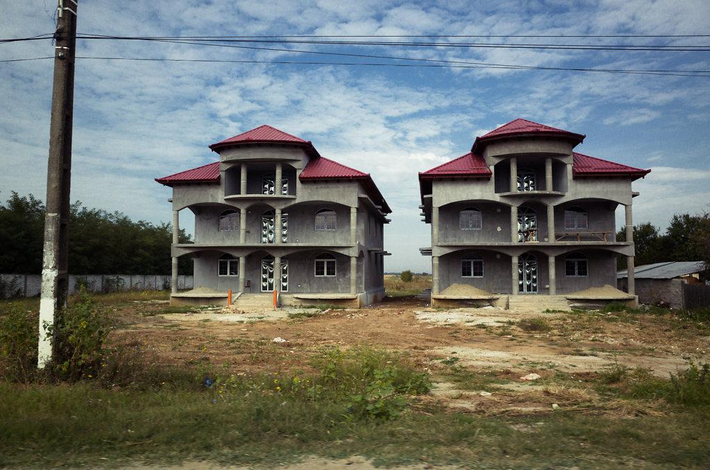 Identical house, II