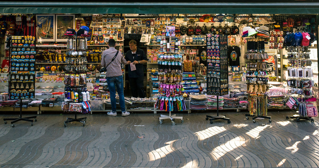 Any souvenir you want from Barcelona