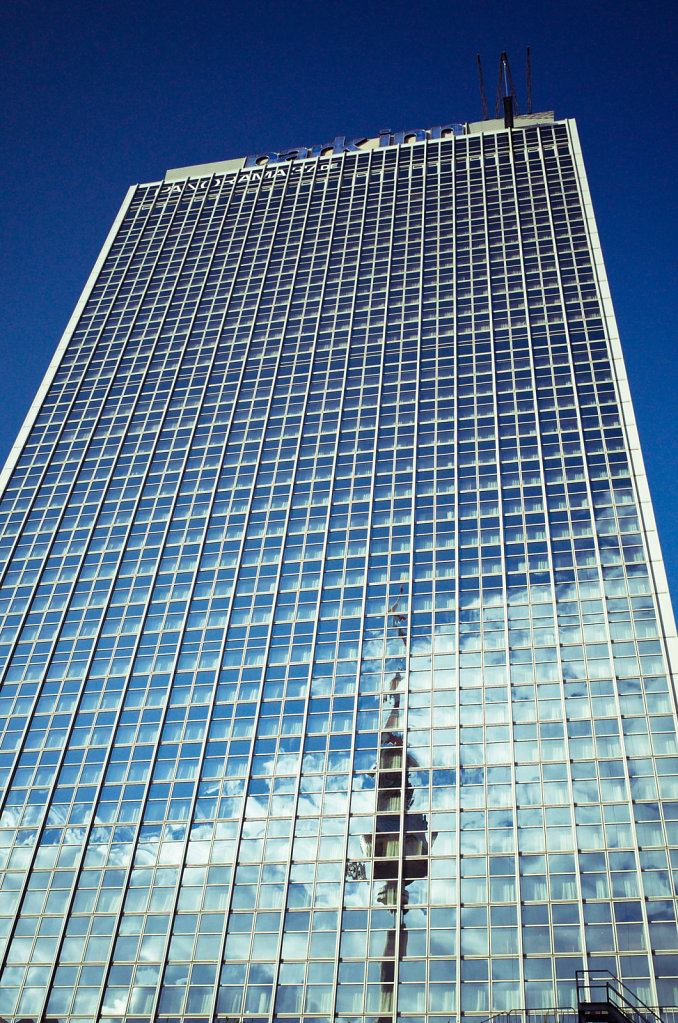 Reflecting Fernsehturm