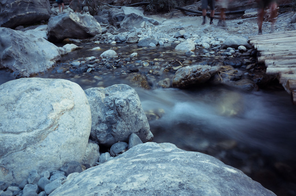 Samaria Gorge source