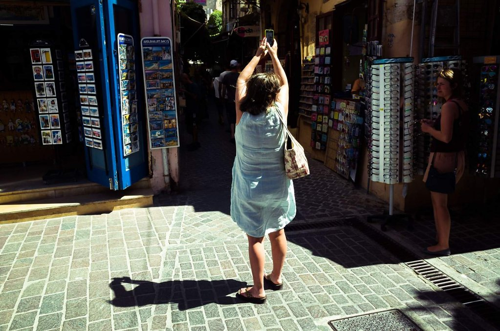 Street photography, Chania, Crete