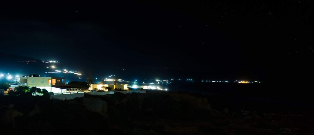 Falasarna nightscape