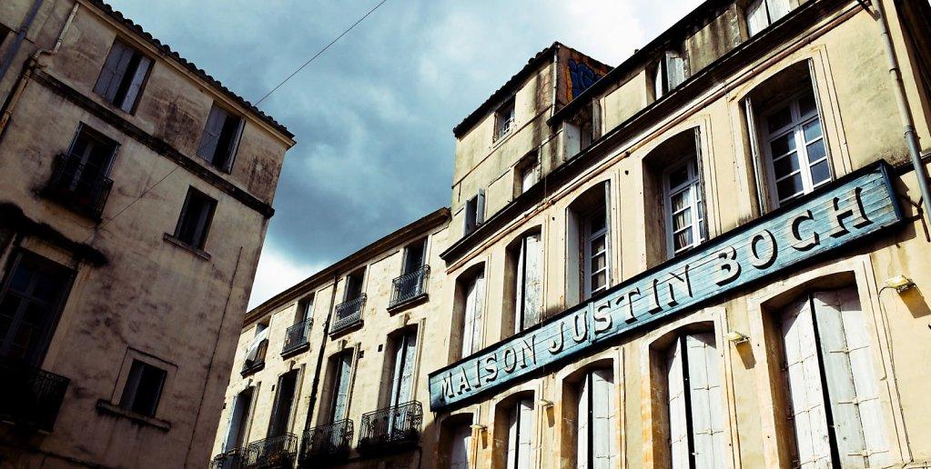 Maison Justin Boch, Montpellier