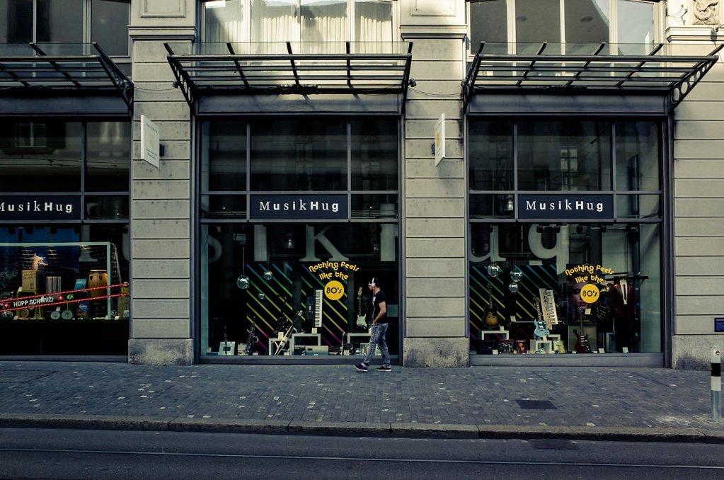 MusikHug, Zurich