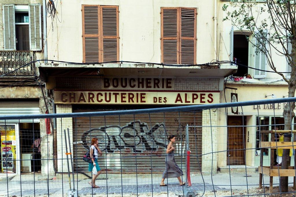 Charcuterie des Alpes, Toulon