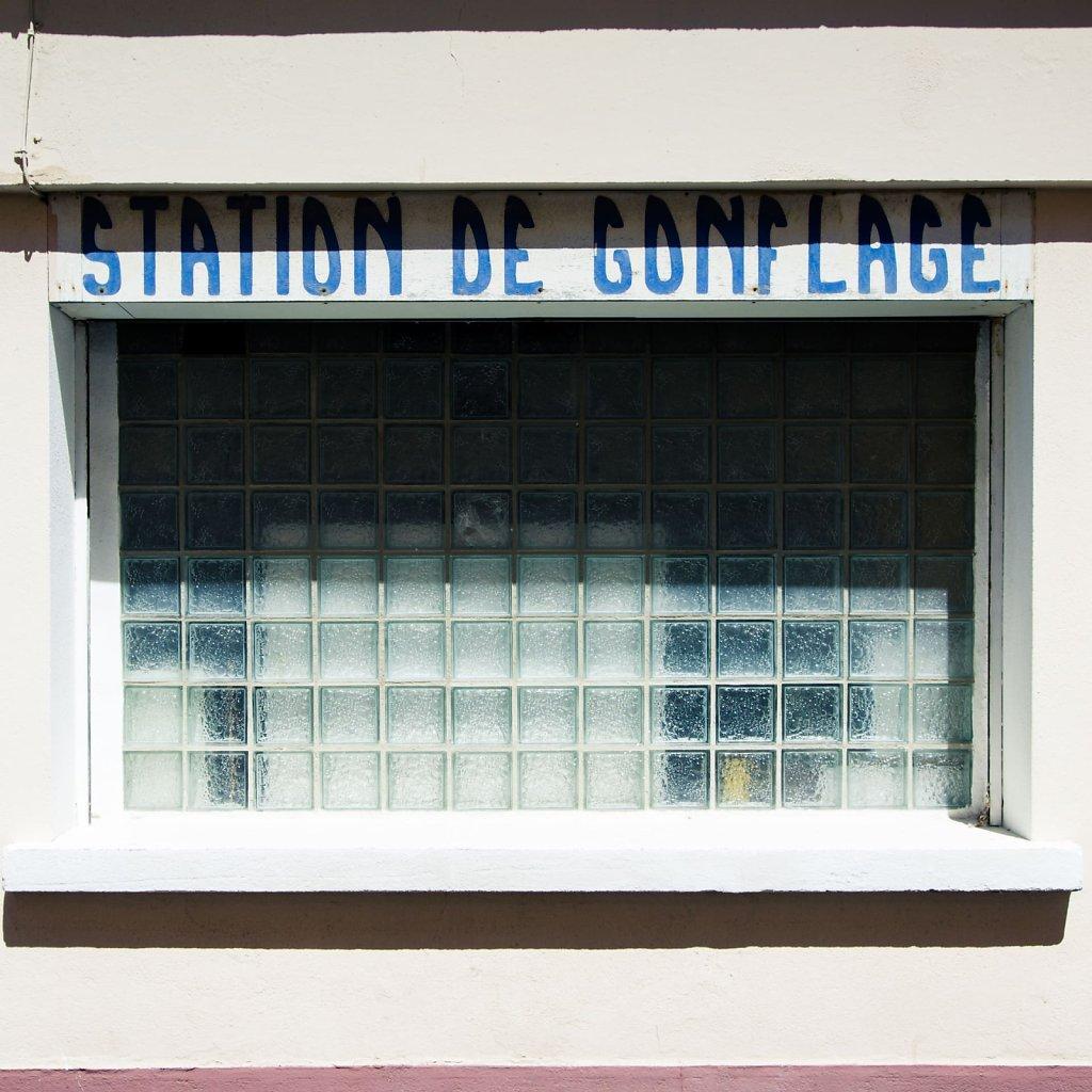 Station de Gonflage, Toulon