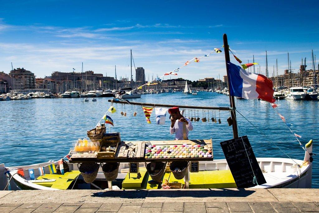 Le vendeur de savon de Marseille