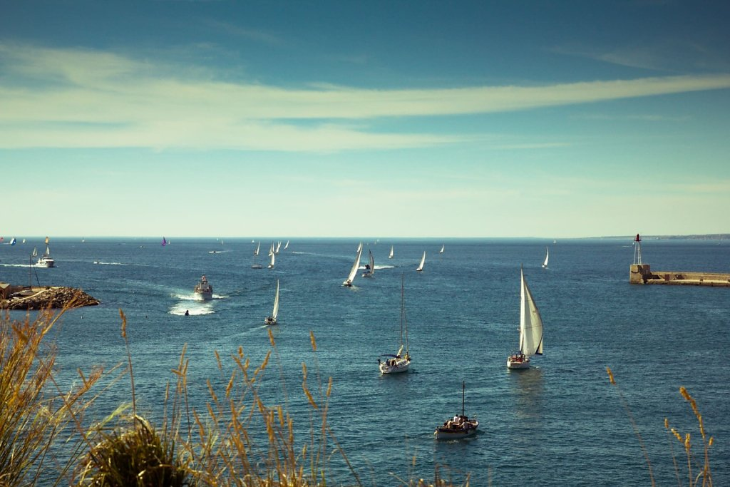 Boating, Marseille