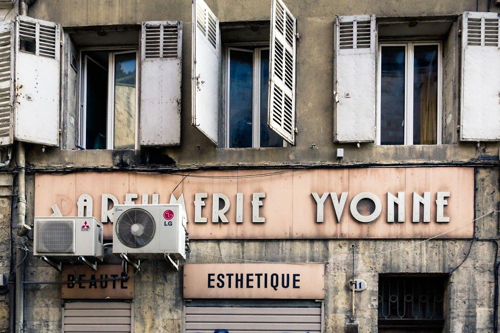 Parfumerie Yvonne, Marseille