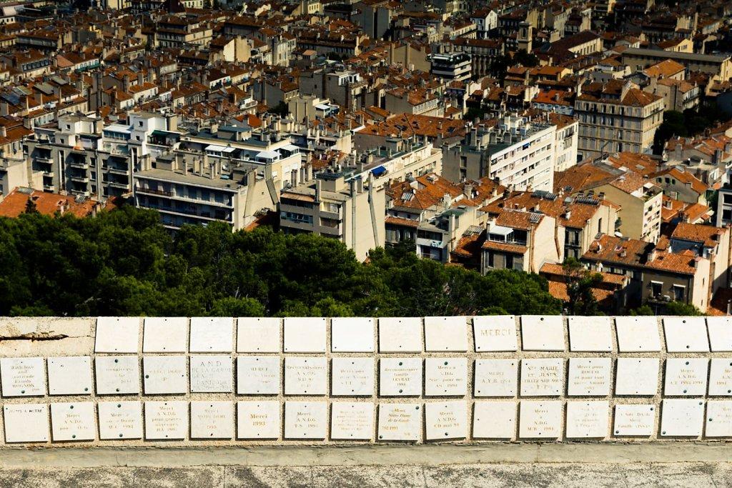 Les toits de Marseille, III