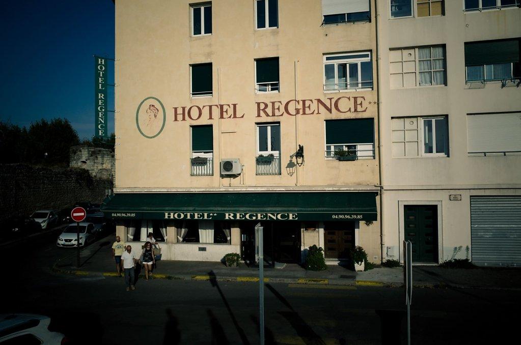 Hotel Regence, Arles