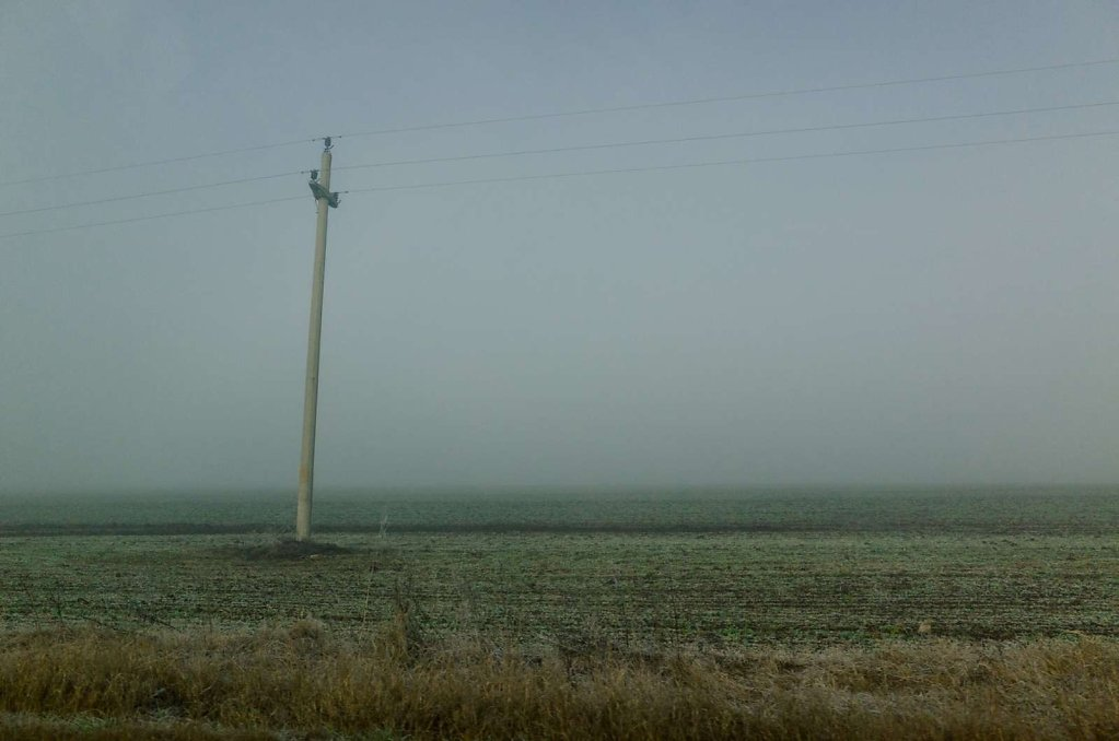 Fog and emptiness