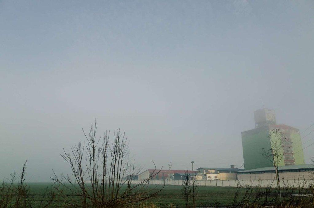 Through the haze, III