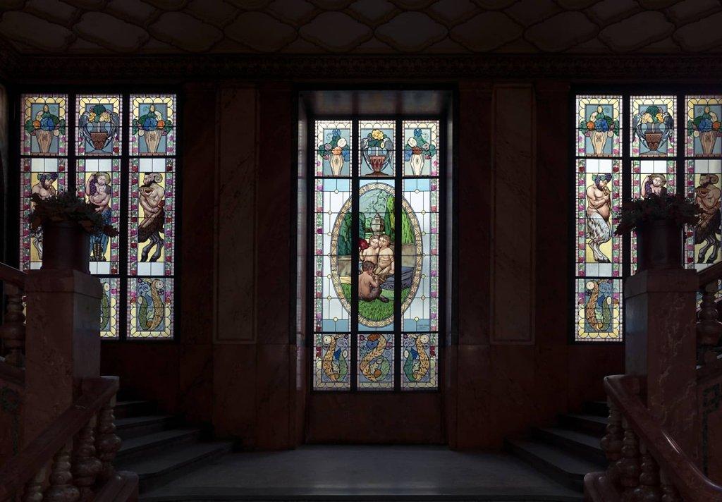 Window to different world, Prague