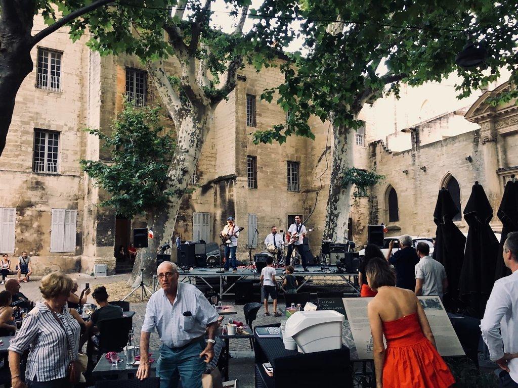 Fete de la Musique, Avignon 2018