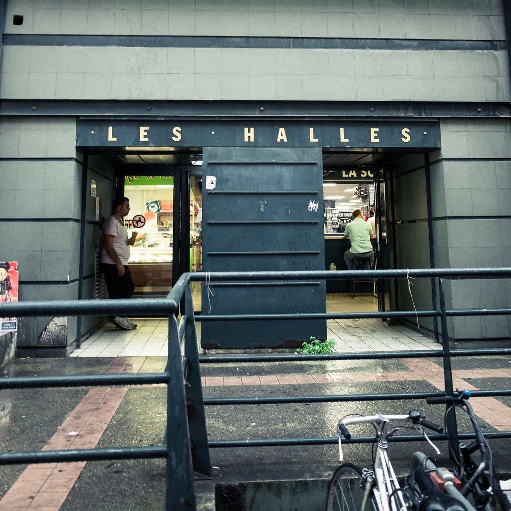 Les Halles, Avignon, 2018